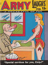 Cover for Army Laughs (Prize, 1941 series) #v7#11
