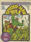 Cover for Spider-Man and Hulk Weekly (Marvel UK, 1980 series) #404