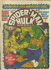 Cover for Spider-Man and Hulk Weekly (Marvel UK, 1980 series) #401