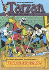 Cover for Tarzan (Atlantic Förlags AB, 1977 series) #4/1989