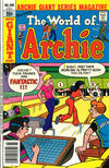 Cover for Archie Giant Series Magazine (Archie, 1954 series) #480