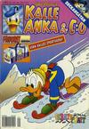 Cover for Kalle Anka & C:o (Serieförlaget [1980-talet], 1992 series) #9/1995