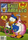 Cover for Kalle Anka & C:o (Serieförlaget [1980-talet], 1992 series) #21-22/1995