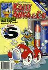Cover for Kalle Anka & C:o (Serieförlaget [1980-talet], 1992 series) #25/1995
