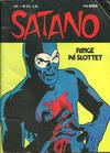Cover for Satano (Interpresse, 1979 series) #1
