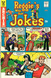 Cover for Reggie's Wise Guy Jokes (Archie, 1968 series) #36