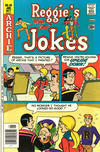 Cover for Reggie's Wise Guy Jokes (Archie, 1968 series) #40