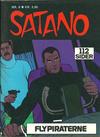Cover for Satano (Interpresse, 1979 series) #6