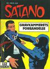 Cover for Satano (Interpresse, 1979 series) #7
