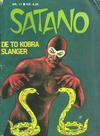 Cover for Satano (Interpresse, 1979 series) #11