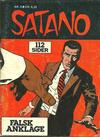 Cover for Satano (Interpresse, 1979 series) #8