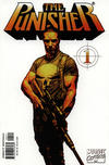 Cover for The Punisher (Marvel, 2000 series) #1 [Cover B]
