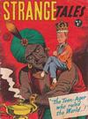 Cover for Strange Tales (Horwitz, 1963 series) #2