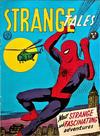 Cover for Strange Tales (Horwitz, 1963 series) #5