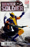 Cover for Winter Soldier (Marvel, 2012 series) #12