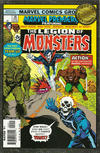 Cover for Marvel Milestones: Legion of Monsters, Spider-Man & Brother Voodoo (Marvel, 2006 series)