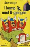 Cover for Donald Pocket (Hjemmet / Egmont, 1968 series) #16 - I kamp med B-gjengen [1. opplag]