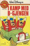 Cover Thumbnail for Donald Pocket (1968 series) #16 - I kamp med B-gjengen [2. opplag]