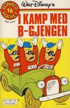 Cover for Donald Pocket (Hjemmet / Egmont, 1968 series) #16 - I kamp med B-gjengen [3. opplag]