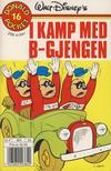Cover for Donald Pocket (Hjemmet / Egmont, 1968 series) #16 - I kamp med B-gjengen [4. opplag]
