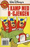 Cover Thumbnail for Donald Pocket (1968 series) #16 - I kamp med B-gjengen [4. opplag Reutsendelse 391 01]