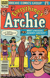 Cover for Everything's Archie (Archie, 1969 series) #119