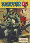 Cover for Sabotør Q5 (Serieforlaget / Se-Bladene / Stabenfeldt, 1971 series) #1/1977