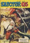 Cover for Sabotør Q5 (Serieforlaget / Se-Bladene / Stabenfeldt, 1971 series) #2/1977