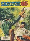 Cover for Sabotør Q5 (Serieforlaget / Se-Bladene / Stabenfeldt, 1971 series) #3/1977