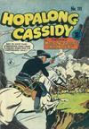 Cover for Hopalong Cassidy (K. G. Murray, 1954 series) #111