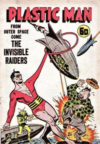 Cover Thumbnail for Plastic Man (T. V. Boardman, 1948 series) #56