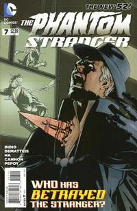 Cover Thumbnail for Phantom Stranger (DC, 2012 series) #7