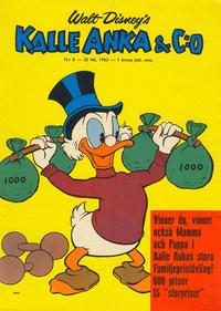 Cover Thumbnail for Kalle Anka & C:o (Hemmets Journal, 1957 series) #8/1962