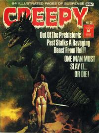 Cover Thumbnail for Creepy (K. G. Murray, 1974 series) #20