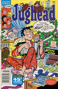 Cover Thumbnail for Jughead (Archie, 1987 series) #4 [Newsstand]