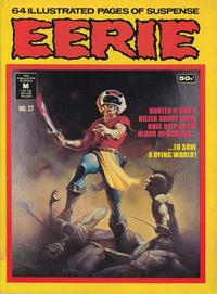 Cover Thumbnail for Eerie (K. G. Murray, 1974 series) #27