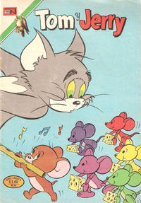 Cover Thumbnail for Tom y Jerry (Editorial Novaro, 1951 series) #418