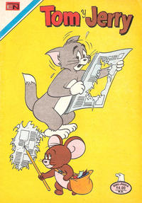 Cover Thumbnail for Tom y Jerry (Editorial Novaro, 1951 series) #487