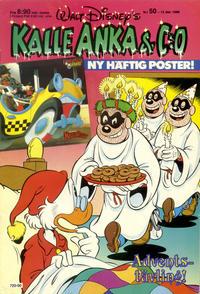 Cover Thumbnail for Kalle Anka & C:o (Hemmets Journal, 1957 series) #50/1988