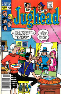 Cover Thumbnail for Jughead (Archie, 1965 series) #349