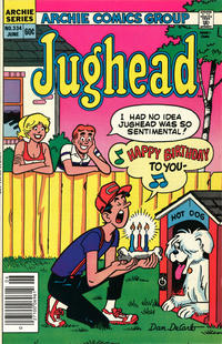 Cover for Jughead (Archie, 1965 series) #334