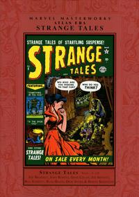 Cover Thumbnail for Marvel Masterworks: Atlas Era Strange Tales (Marvel, 2007 series) #1 [Regular Edition]