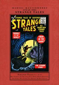 Cover Thumbnail for Marvel Masterworks: Atlas Era Strange Tales (Marvel, 2007 series) #5 [Regular Edition]