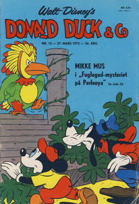 Cover Thumbnail for Donald Duck & Co (Hjemmet / Egmont, 1948 series) #13/1973
