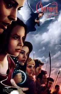 Cover Thumbnail for Charmed (Zenescope Entertainment, 2010 series) #24