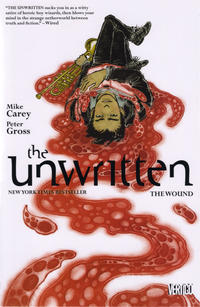 Cover Thumbnail for The Unwritten (DC, 2010 series) #7 - The Wound