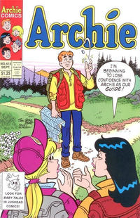 Cover Thumbnail for Archie (Archie, 1959 series) #415