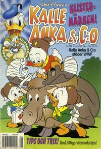 Cover Thumbnail for Kalle Anka & C:o (Serieförlaget [1980-talet], 1992 series) #40/1993