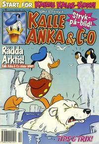 Cover Thumbnail for Kalle Anka & C:o (Serieförlaget [1980-talet], 1992 series) #10/1994