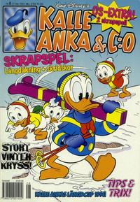 Cover Thumbnail for Kalle Anka & C:o (Serieförlaget [1980-talet], 1992 series) #8/1994